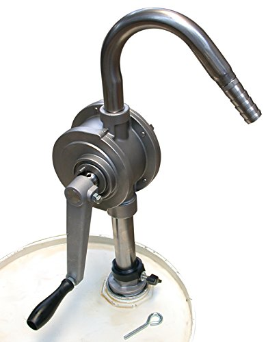 National-Spencer 11219 Stainless-Steel Rotary Pump with PTFE Seals by National-Spencer, Inc.