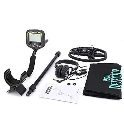 Amazon.com: TX-850 Detector de metales subterráneos de mano ...