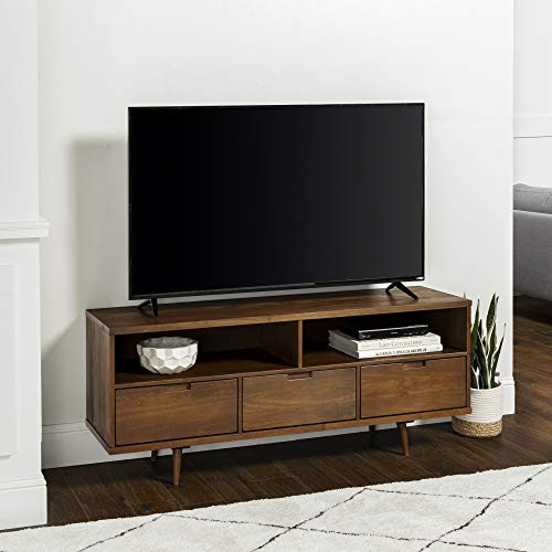 WE Furniture AZ58IV3DWT Tv Stand, 58