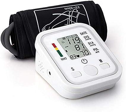 Monitor de presión arterial más recomendado
