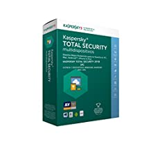 KASPERSKY TOTAL SECURITY 2018 5PC MULTIDEVICE LICENCIA ELECTRONICA