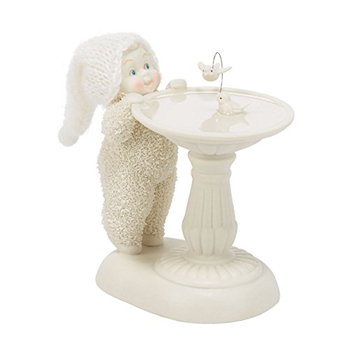 Snowbabies Dream Peeking In The Bath 2014