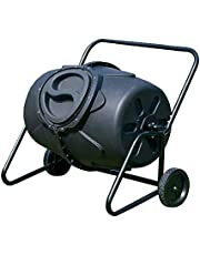 Koolscapes Wheeled Tumbling Composter, 50-Gallon