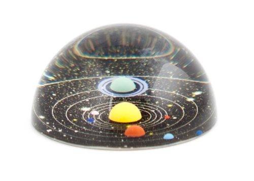 Paperweight Star Silver (Kikkerland Planetarium Paperweight (SC22))