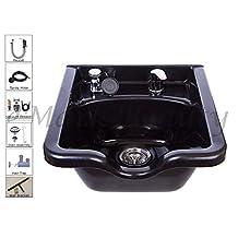 Salon Square ABS Plastic Shampoo Bowl Sink TLC-B11 KSGT