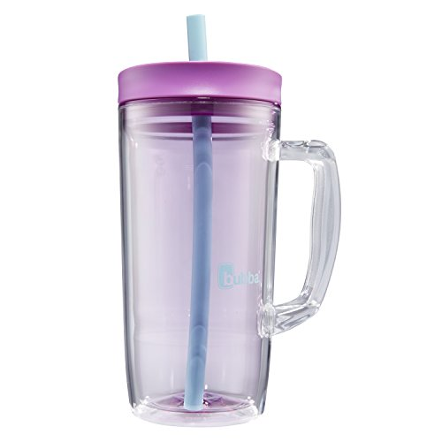 Bubba Insulated Tumbler Straw Purple product image