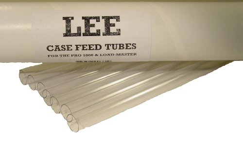 - LEE PRECISION 90661, Pro 1000, Load-Master Progressive Press, Case Feeder Tubes, Package of 7