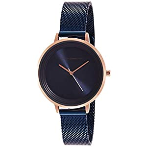 French Connection Analog Blue Dial Women's Watch-FCN0001C