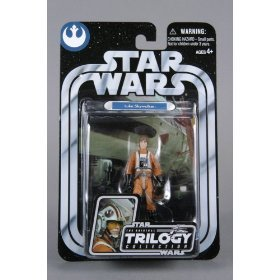 Star Wars Original Trilogy Collection #05 Luke Skywalker as X-Wing Pilot
