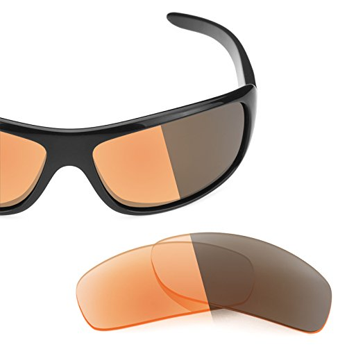 Verres de rechange pour Revo Belay RE4038 — Plusieurs options Elite Adapt Orange photochromique