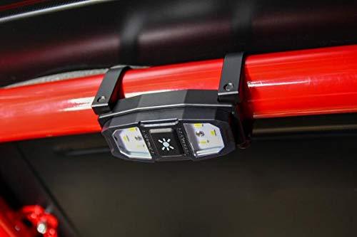 SSV WORKS UDLM-185 Hyper-White 300 Lumens LED Dome Light w/ 1.85