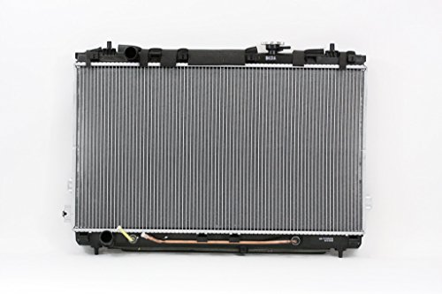 Radiator - Cooling Direct For/Fit 2898 06-10 Kia Sedona 07-08 Hyundai Entourage V6 3.8L PTAC 1 Row