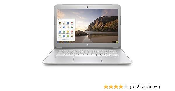 c026424735cd22 Amazon.com  HP Chromebook, Intel Celeron N2840, 4GB RAM, 16GB eMMC with Chrome  OS (14-ak040nr)  Computers   Accessories