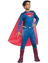 Costume Batman vs Superman: Dawn of Justice Superman Value Costume, Medium