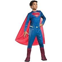 Rubie's Costume Batman vs Superman: Dawn of Justice Superman Value Costume, Large