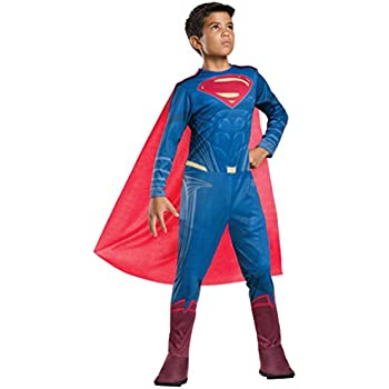 Amazon.com: Rubies DC Universe Superman Costume, Child ...