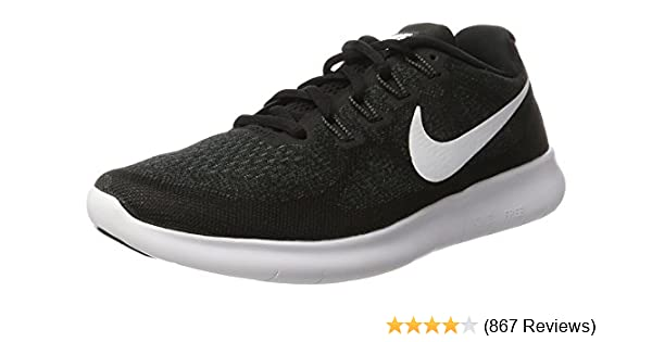 sports shoes 74f75 5da59 Amazon.com  NIKE Mens Free RN Running Shoe  Road Running