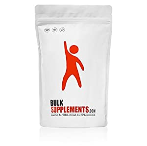 Bulksupplements Pure DL-Malic Acid Powder (100 grams) by BulkSupplements