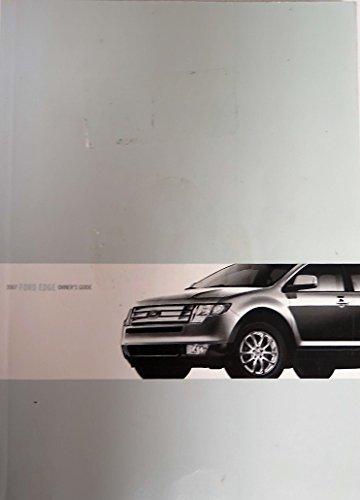 2007 Ford Edge Owners Manual (2007 Ford Edge Owners Manual Guide Book)