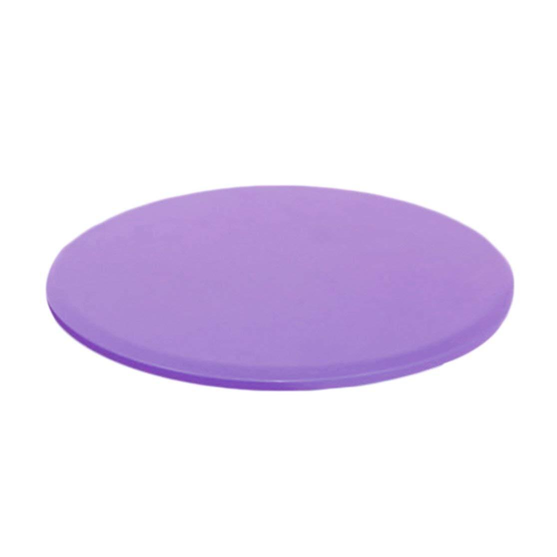 Kaemma Remise en Forme Glissi/ère Disques de Coordination Capacit/é Capacit/é dexercices de Mise en Forme pour lentra/înement de Base Entra/înement Abdominal et Complet du Corps Color:Purple
