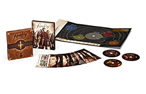 Firefly Complete Series: 15th Anniversary Collector's Edition [Blu-ray] from 20th Century Fox
