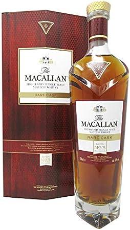 Macallan - Rare Cask Batch No. 3-2018 Release - Whisky