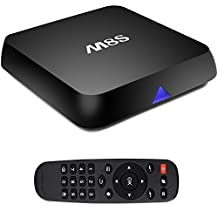 RUPA M8S 4K TV Box Amlogic S812 Quad Core 2G RAM 8G ROM Smart Android 4.4 TV Box Mini PC HDMI Streaming Media Player