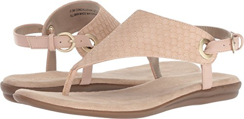Ladies Shoes Aerosoles (Aerosoles Women's Conchlusion Sandal, Pink Snake, 7.5 M US)