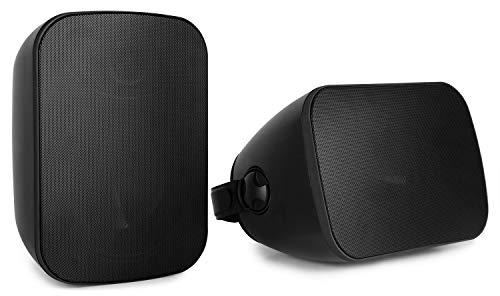 Power Dynamics BD50B in/outdoor speakerset 120W – Zwart