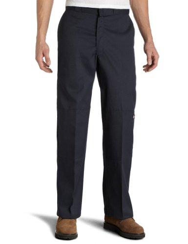 Dickies 8.5 oz. Loose Fit Double Knee Work Pant 30 Dk Navy 3
