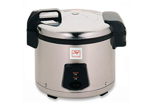 Thunder Group SEJ-50RC 30-Cup Capacity Rice Cooker/Warmer with Hinged Cover