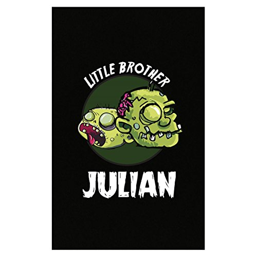 Prints Express Halloween Costume Julian Little Brother Funny Boys Personalized Gift - Poster -