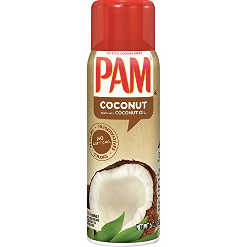 Sodium Free Salad Dressing (PAM Coconut Oil Cooking Spray, 5 oz)