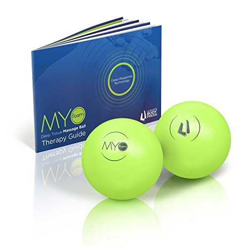 Deep Tissue Massage Balls with Myofoam for Trigger Point Therapy – DiZiSports Store