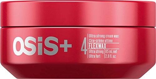 - OSiS+ FLEXWAX Ultra Strong Cream Wax, 2.8-Ounce