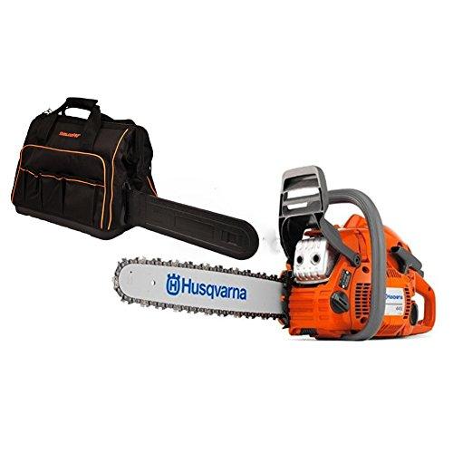 "Husqvarna 450 Chainsaw (50cc) Kit with 18"" Bar/Chain PLUS..."