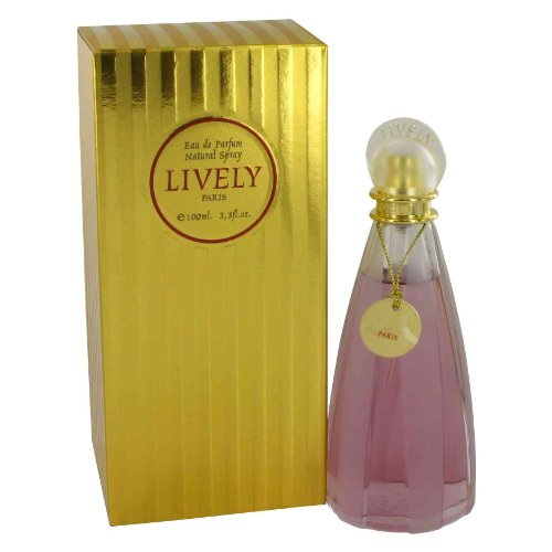 Lively 3.4 oz. Eau De Toilette Spray For Women