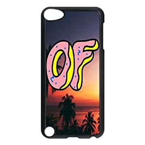 DIY OFWGKTA Ipod Touch 5 Phone Case, OFWGKTA Customized Hard Back Case for iPod Touch5 at Lzzcase