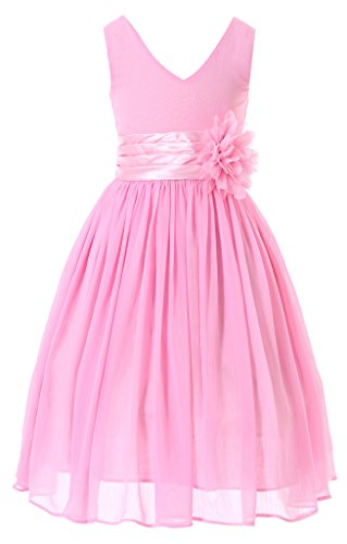 Buy dress with a big bow - 5