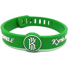 SportsBraceletsPro AMERICAN BASKETBALL - Player Bracelets - ADJUSTABLE - Silicon - Baller Bands