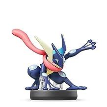 Greninja amiibo - Super Smash Series - Nintendo 3DS Super Smash Bros. Series Edition