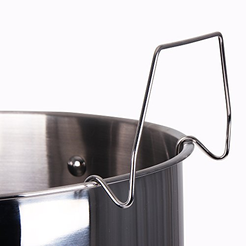 Stainless Steel Canning Rack, Flat, by VICTORIO VKP1056 by Victorio (Image #8)