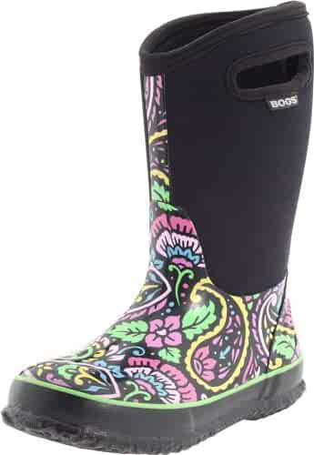 Bogs for Kids Classic Tuscany High Boots - Violet