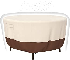 Patio Round Table Cover 48