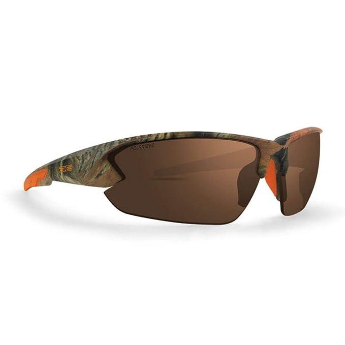 4fff02aa34e4 Amazon.com  Epoch 4 Sport Golf Sunglasses Camo Orange Frame with ...