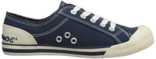 Canvas 8a Dog femme mode Bleu Jazzin Rocket Navy Baskets Y0UqwqZ7