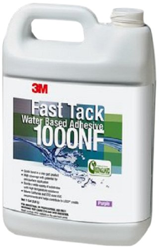 3m-1000nf-purple-fast-tack-water-based-adhesive-1-gallon