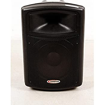 harbinger aps15 15 powered pa speaker musical instruments. Black Bedroom Furniture Sets. Home Design Ideas