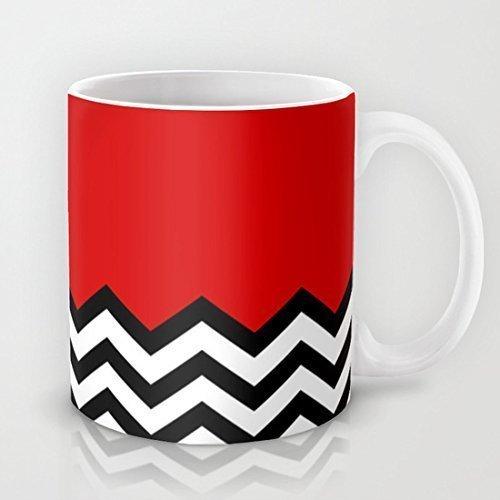 - Black Lodge Dreams (Twin Peaks) Mug Classic Coffee Mug Best Gift Ceramic Material Personalized Mug 11oz By Yerkes