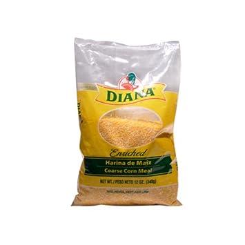 Diana Corn Meal (Harina de Maiz Gruesa)